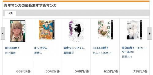 music.jp青年マンガ